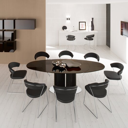Calligaris New York Sled Base Chair & Reviews  AllModern
