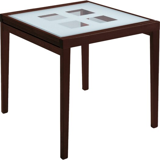 domitalia poker 90 extendable dining table reviews ForTable 90 Extensible
