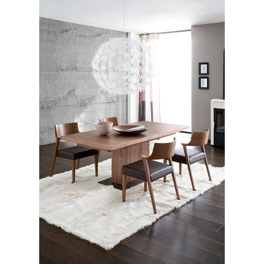 Domitalia Vita Extendable Dining Table Amp Reviews Allmodern