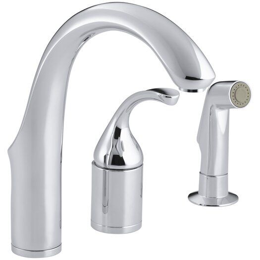 three hole kitchen faucets kohler fort 233 three remote valve kitchen sink faucet 22272