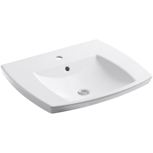 Kohler Kelston Drop In Bathroom Sink & Reviews