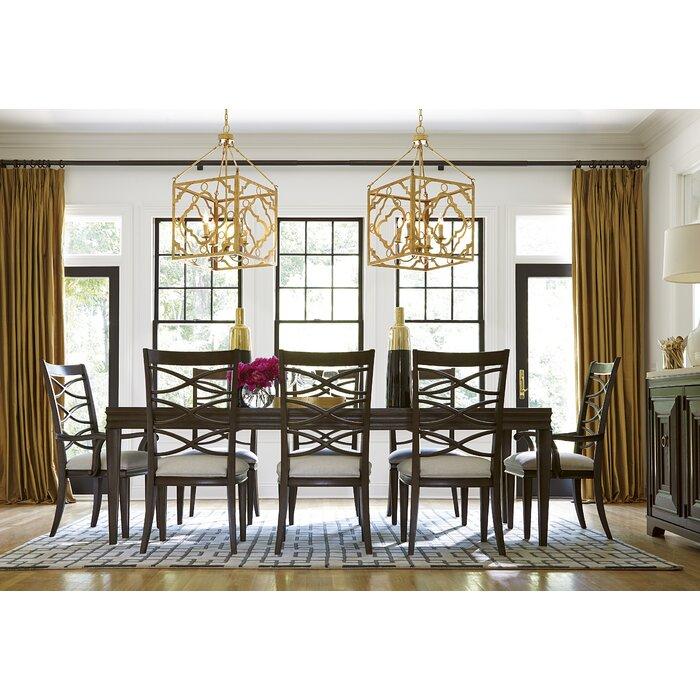 Universal Furniture California 9 Piece Dining Set