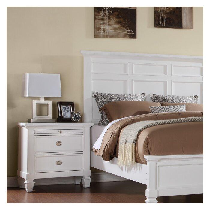 Wildon Home Dolce Panel Customizable Bedroom Set Reviews Wayfair