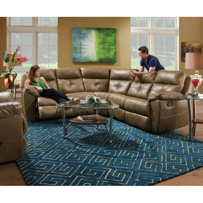 Simmons Upholstery Bradford Sectional