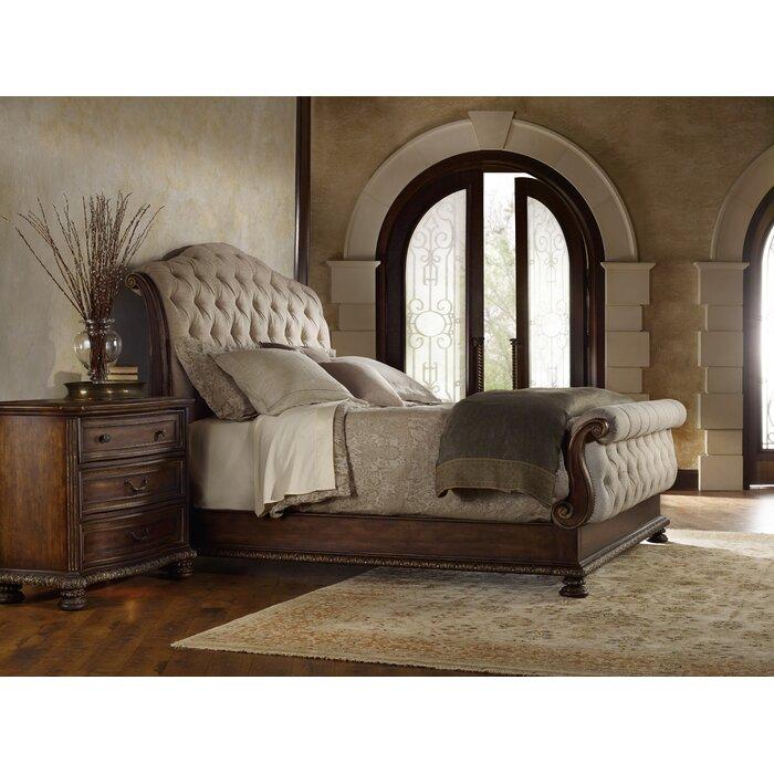 Hooker Furniture Adagio Sleigh Customizable Bedroom Set