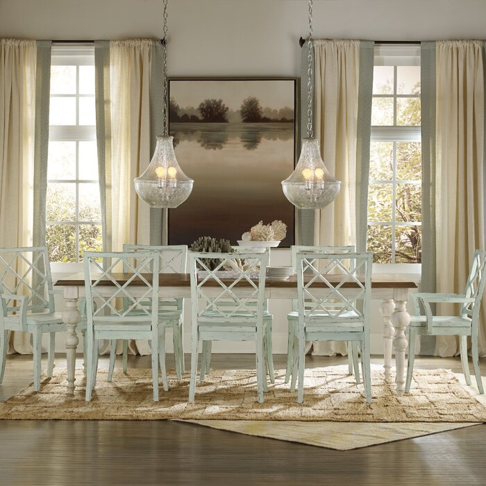 Hooker Furniture Sunset Point 9 Piece Din..