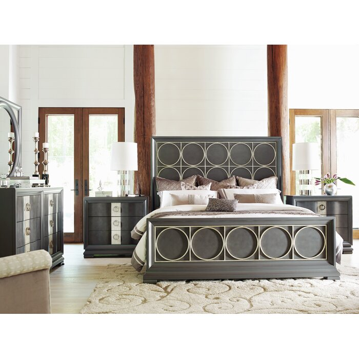 Legacy Classic Furniture Tower Suite Platforml Customizable Bedroom Set