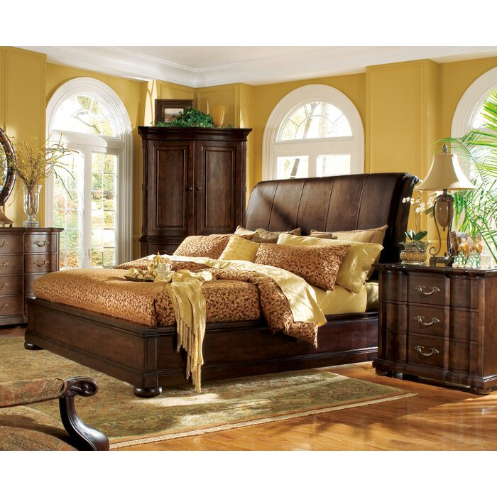 Bernhardt Belmont Platform Customizable Bedroom Set