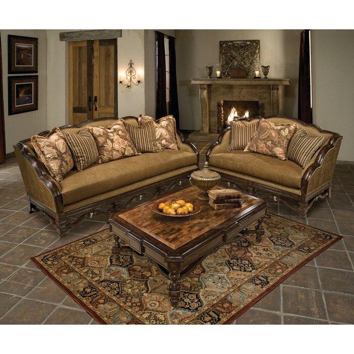 Benetti's Italia Alyssa Living Room Collection