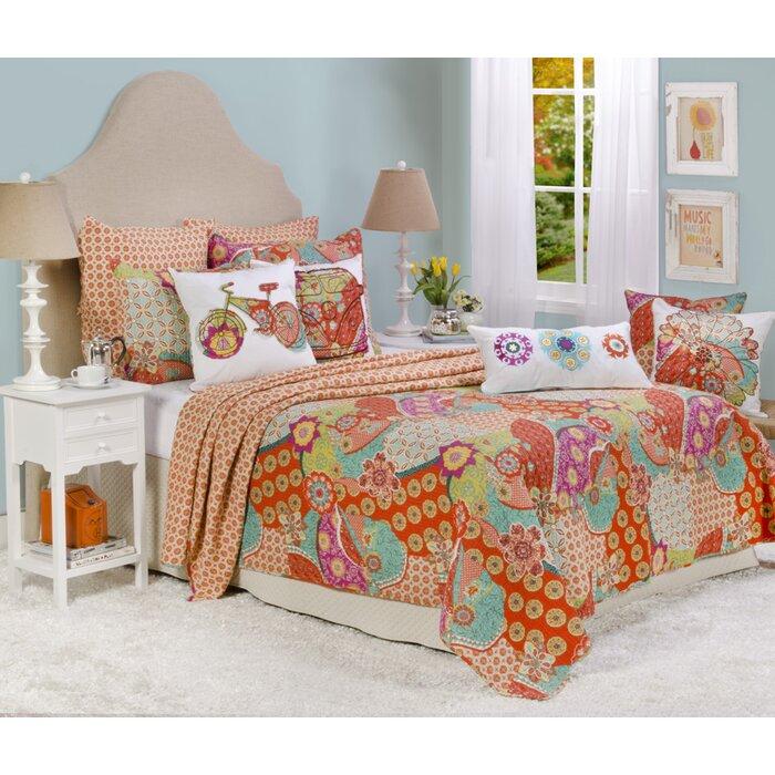 Zanzibar Bedding Set
