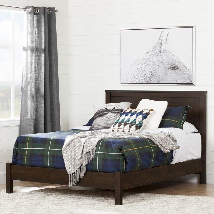 South Shore Fynn Platform Customizable Bedroom Set Reviews Wayfair