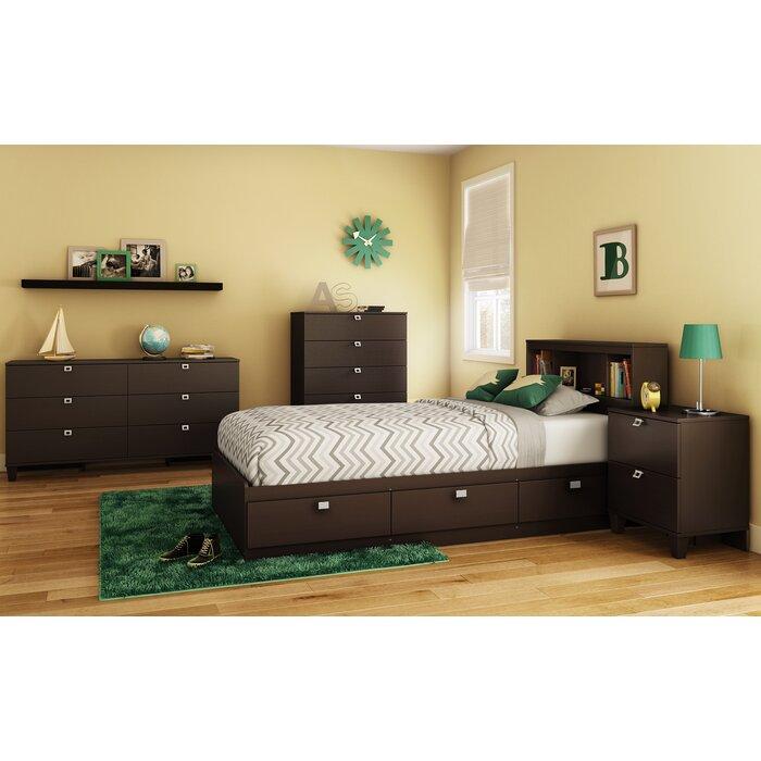 South Shore Karma Platform Customizable Bedroom Set Reviews Wayfair