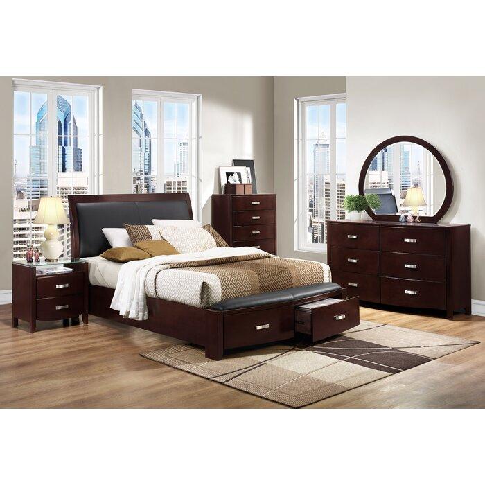 Woodhaven Hill Lyric Platform Customizable Bedroom Set