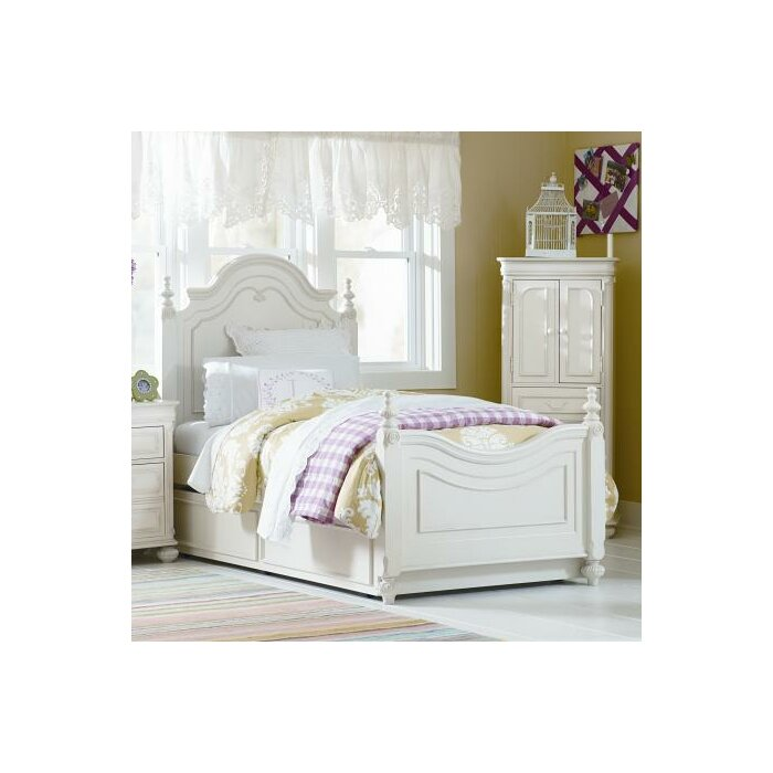 Lc Kids Charlotte Panel Bed Reviews