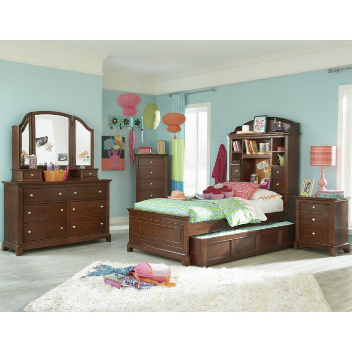 LC Kids Impressions Captain Customizable Bedroo..