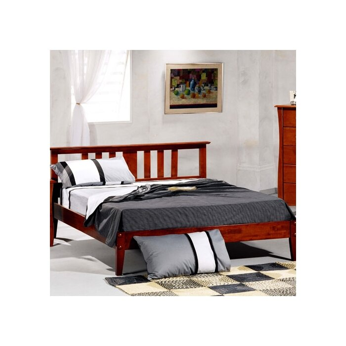 Night & Day Furniture Platform Bed