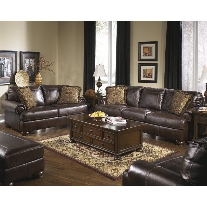 Signature Design By Ashley Heath Living Room Collection