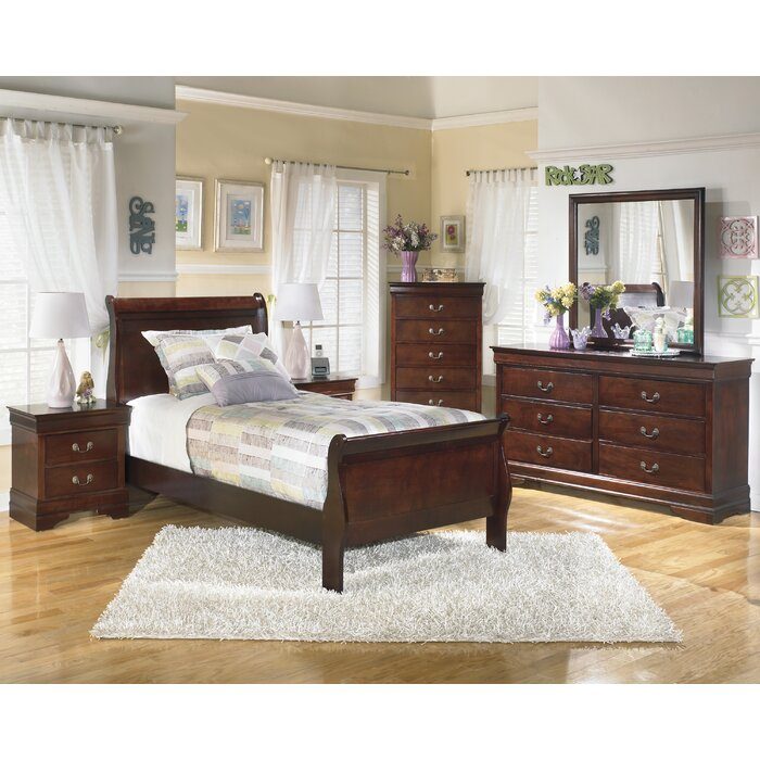 Signature Design by Ashley Alisdair Panel Customizable Bedroom Set
