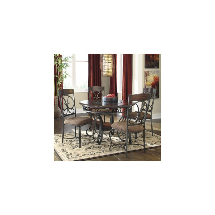 Andover Mills Hitching Post 5 Piece Dining Set