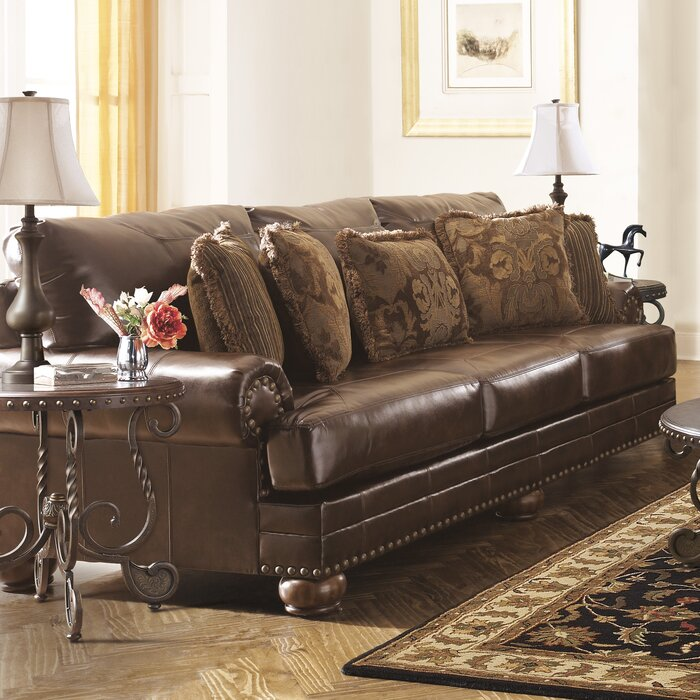 Signature Design By Ashley Leighton Living Room Collection
