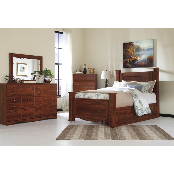 Signature Design by Ashley Brittberg Panel Customizable Bedroom Set