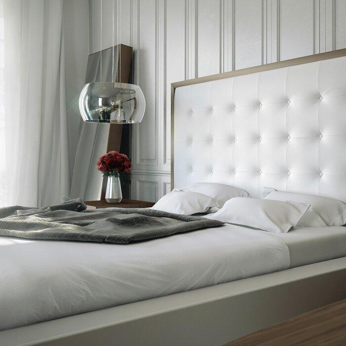 Modloft Ludlow Platform Customizable Bedroom Set Amp Reviews