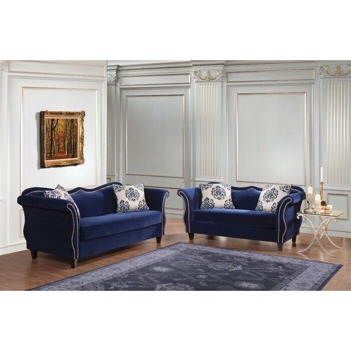 Hokku Designs Emillio Living Room Collection
