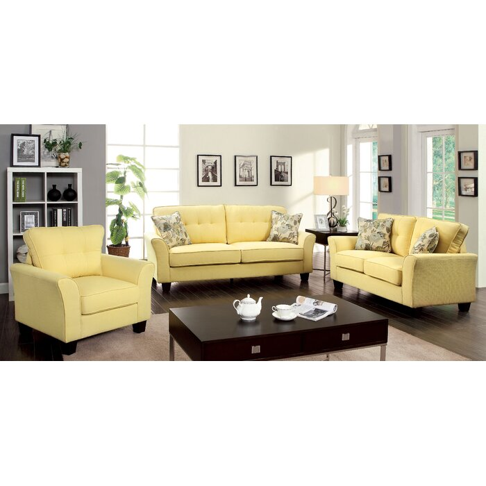 Darby Home Co Mcneely Living Room Collection