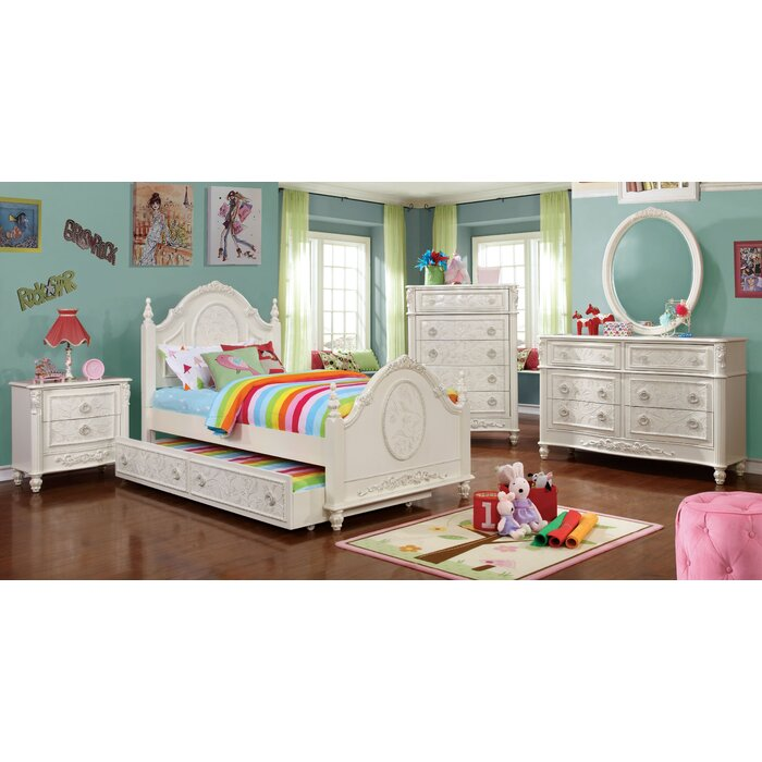 Viv + Rae Dawn Panel Customizable Bedroom Set