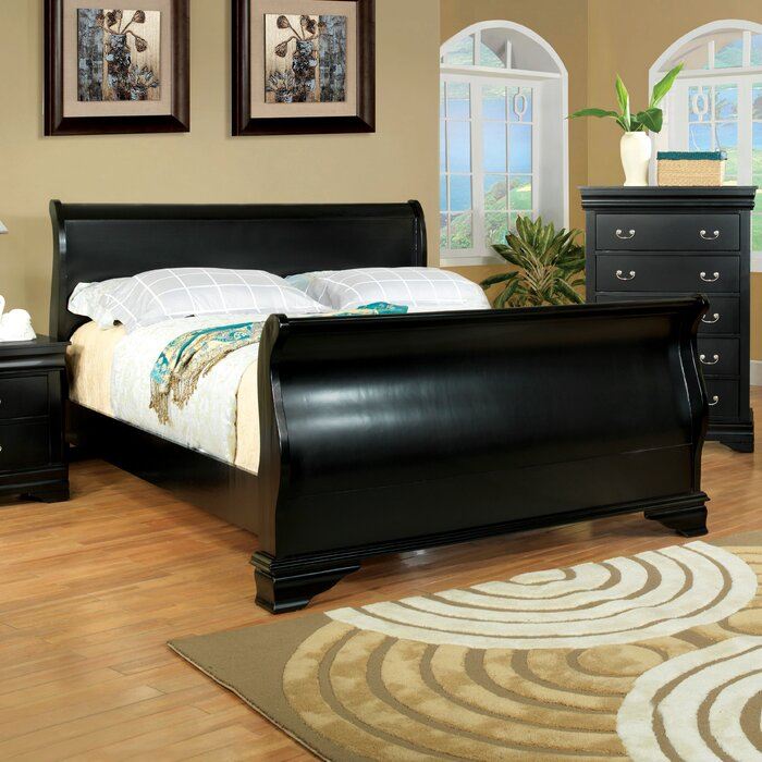 Hokku Designs Preston Sleigh Bed