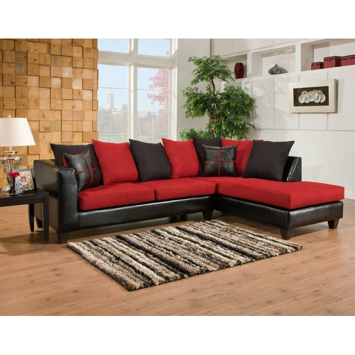 Brady Furniture Industries Shorewood Sectional