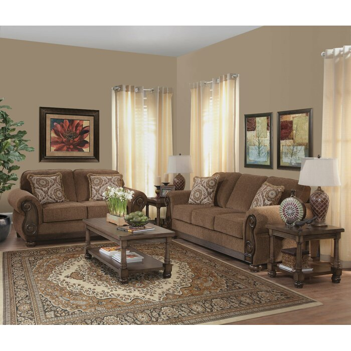 Brady Furniture Industries Burnside Living Room Collection