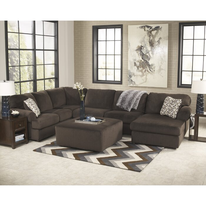 Charlton Home Brewster Sectional