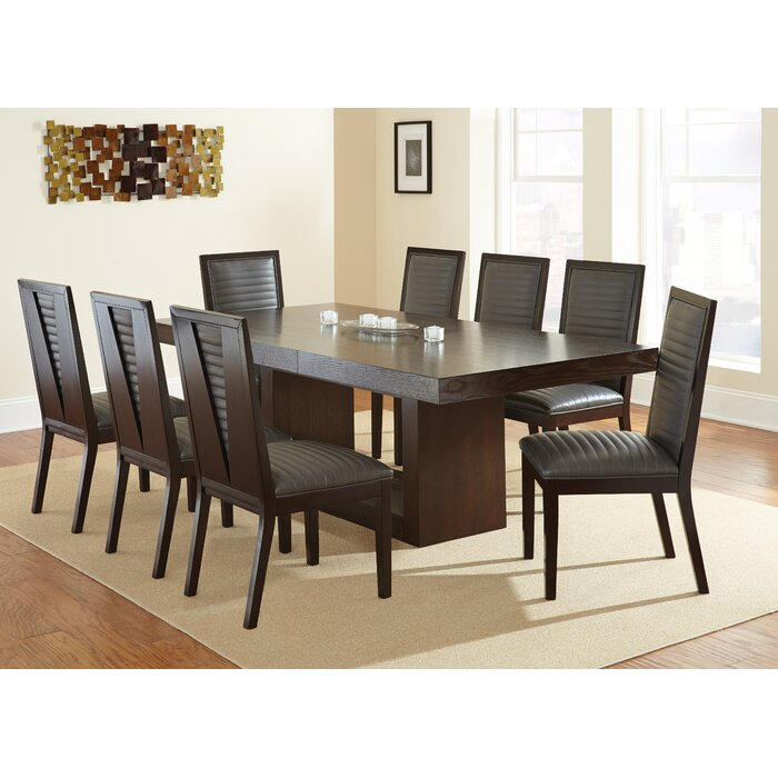 Brayden Studio Mcwhorter Dining Table Reviews: Brayden Studio Antonio Extendable Dining Table & Reviews