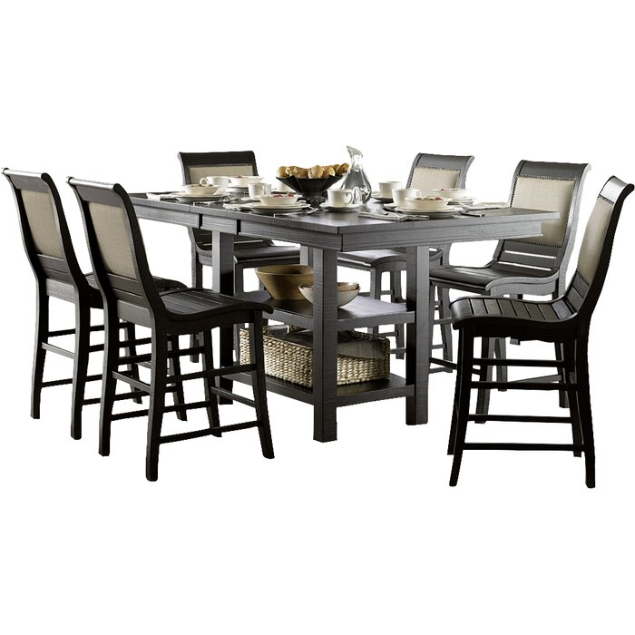 Lark Manor Castagnier Dining Table