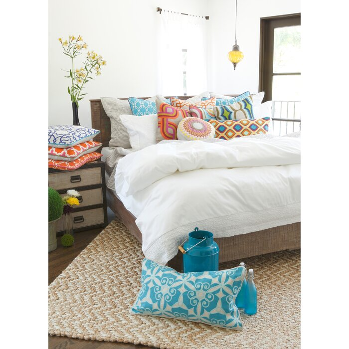 August Grove Platform Customizable Bedroom Set