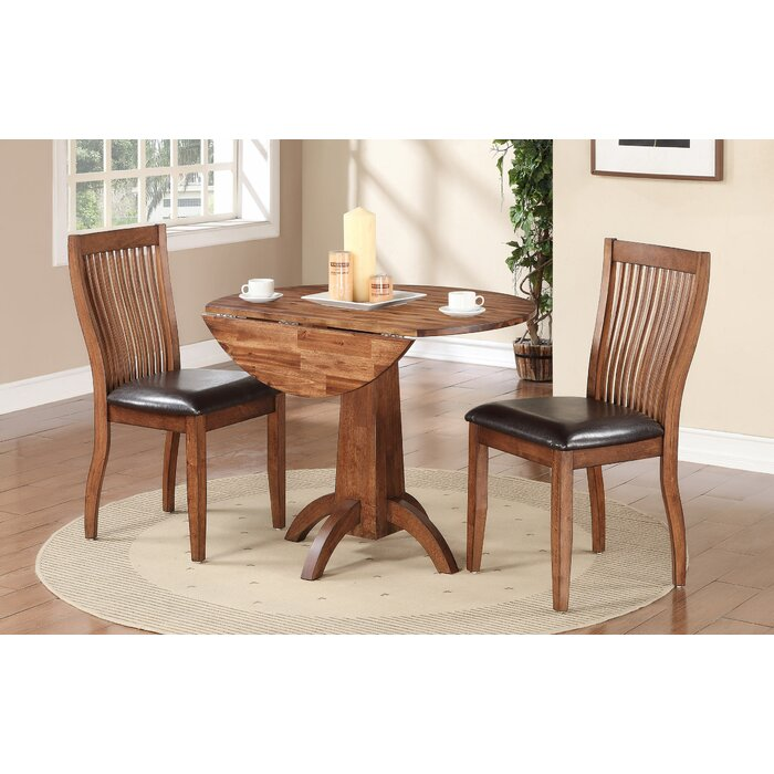 Loon Peak 3 Piece Dining Set