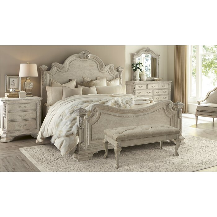 Astoria Grand Schwerin Panel Customizable Bedroom Set