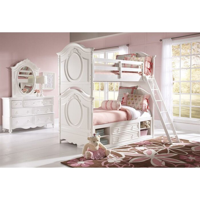Samuel Lawrence Sweet Heart Standard Bed Customizable Bedroom Set