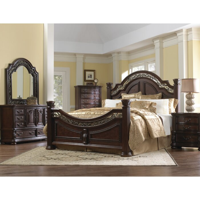 Samuel Lawrence San Marino Panel Bed