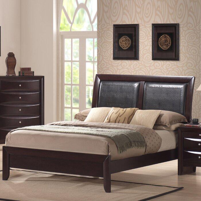 latitude run avery platform customizable bedroom set reviews wayfair