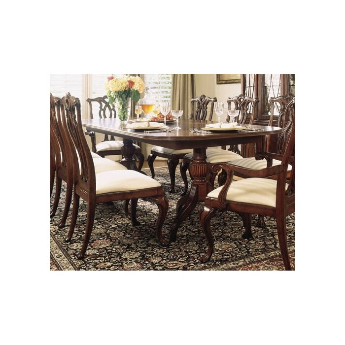 American drew cherry grove 9 piece dining set reviews for American drew bedroom furniture reviews
