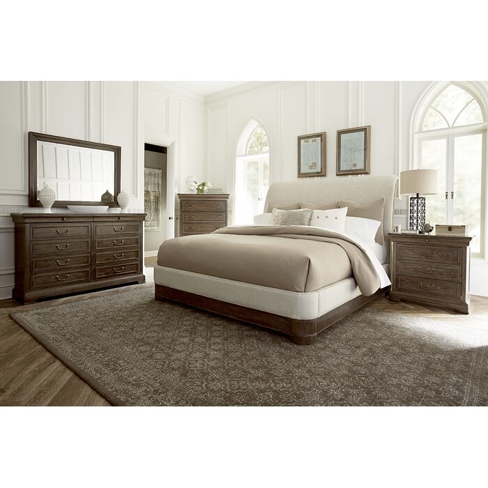 A.R.T. St. Germain Platform Customizable Bedroom Set