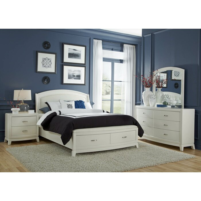 Liberty Furniture Avalon Storage Platform..