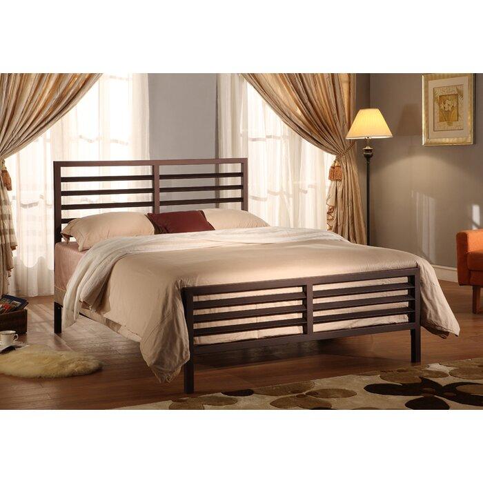 InRoom Designs Platform Bed