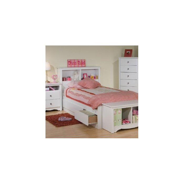 Andover Mills Adams Platform Customizable Bedroom Set
