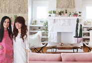 Inside Kacey Musgraves' Living Room Revamp