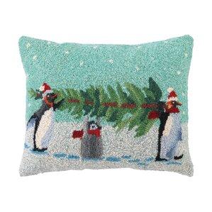 Winter Harvest Pillow