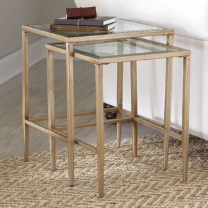 2-Piece Estelle Nesting Table Set (Set of 2)