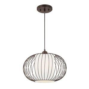 Globe Shaped Pendant Lighting